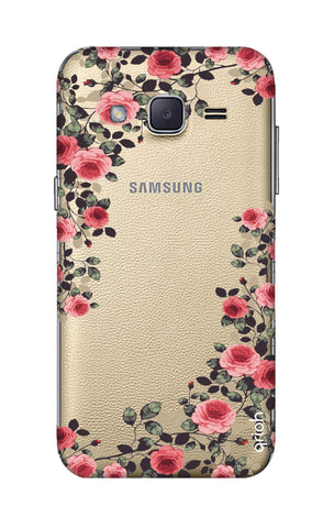 Floral French Samsung J2 Cases & Covers Online