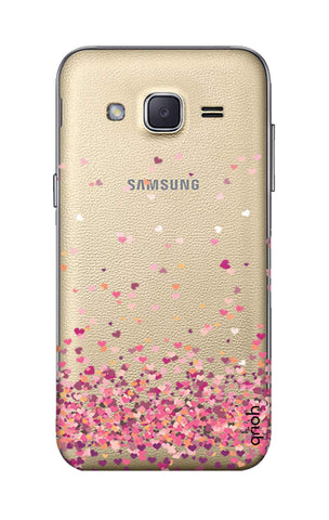 Cluster Of Hearts Samsung J2 Cases & Covers Online