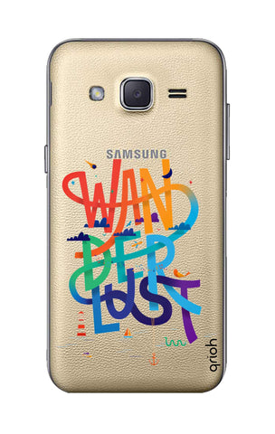 Wanderlust Colourful Samsung J2 Cases & Covers Online