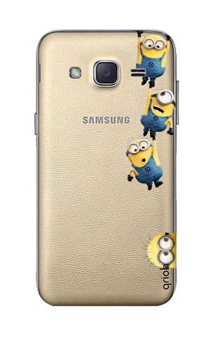 Falling Minions Samsung J2 Cases & Covers Online