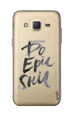 Do EPIC Shit Paint Samsung J2 Cases & Covers Online