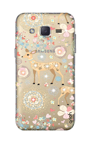 Bling Deer Samsung J2 Cases & Covers Online