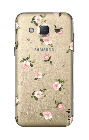Pink Rose All Over Samsung J2 Cases & Covers Online