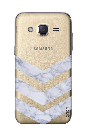 Marble Chevron Samsung J2 Cases & Covers Online
