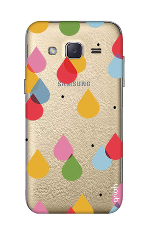 Colourful Drops Samsung J2 Cases & Covers Online