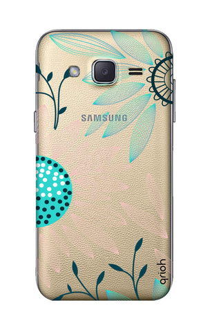 Pink And Blue Petals Samsung J2 Cases & Covers Online