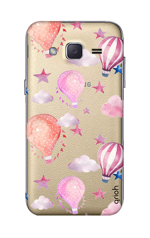 Flying Balloons Samsung J2 Cases & Covers Online