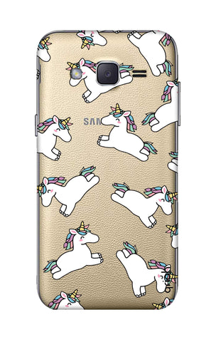Jumping Unicorns Samsung J2 Cases & Covers Online