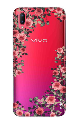 Floral French Vivo Y93 Cases & Covers Online
