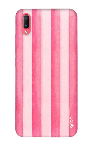 Painted Stripe Vivo Y93 Cases & Covers Online