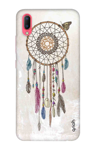 Butterfly Dream Catcher Vivo Y93 Cases & Covers Online