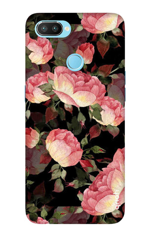 Watercolor Roses Realme U1  Cases & Covers Online