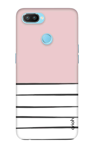 Horizontal Stripe Realme U1  Cases & Covers Online
