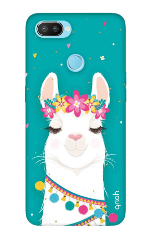 Cute Llama Realme U1  Cases & Covers Online