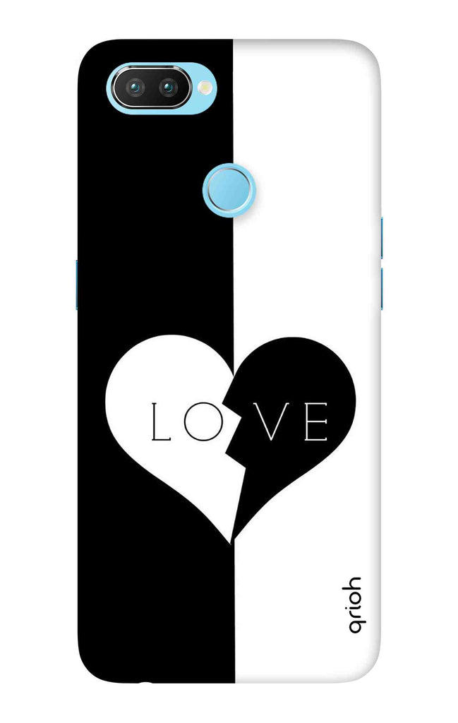 super popular 42d3d ef90c Love Case for Realme U1
