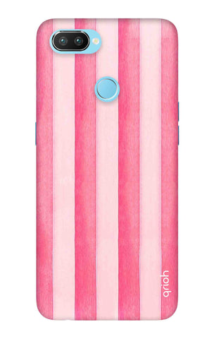 Painted Stripe Realme U1  Cases & Covers Online