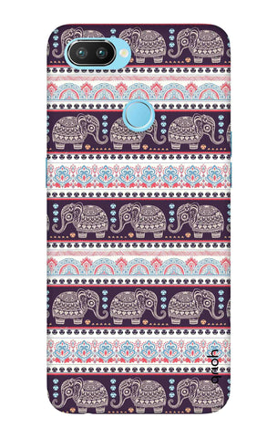 Elephant Pattern Realme U1  Cases & Covers Online