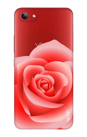 Peach Rose Vivo Y81i Cases & Covers Online