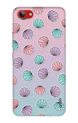 Gradient Flowers Vivo Y81i Cases & Covers Online
