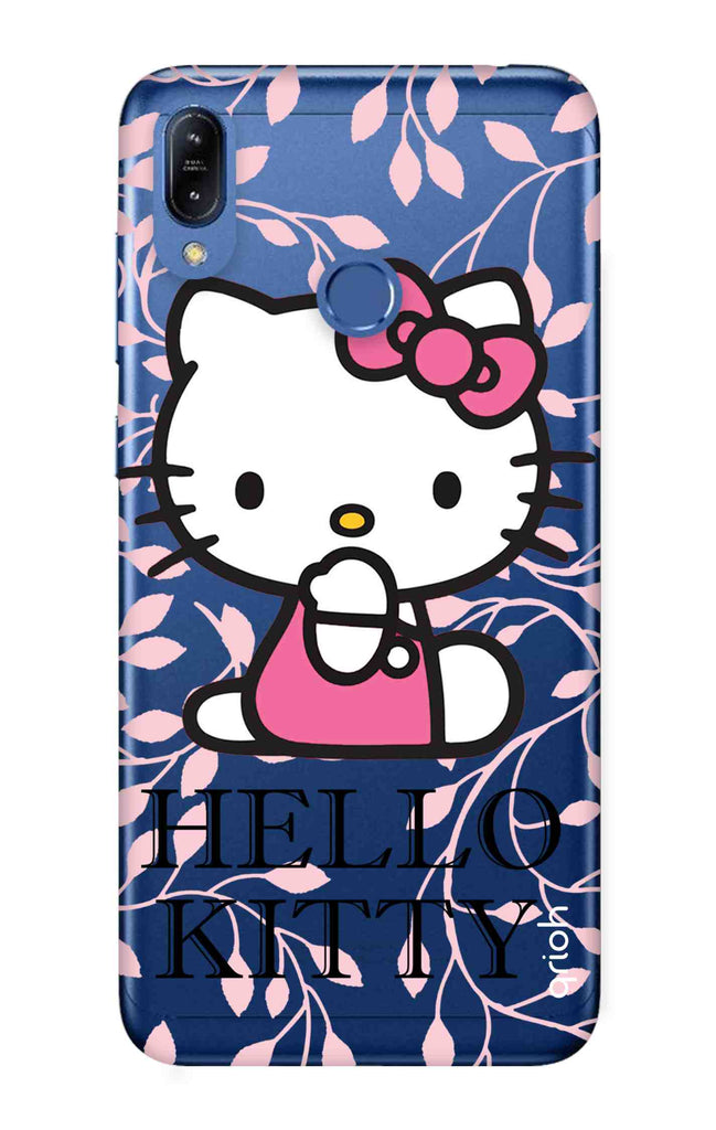 super popular 64c49 0c408 Hello Kitty Floral Case for Asus Zenfone Max M2
