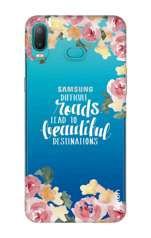 Beautiful Destinations Samsung Galaxy A6s Cases & Covers Online