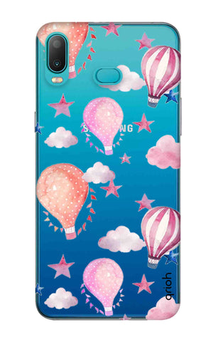 Flying Balloons Samsung Galaxy A6s Cases & Covers Online