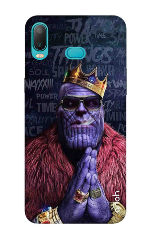 Blue Villain Samsung Galaxy A6s Cases & Covers Online