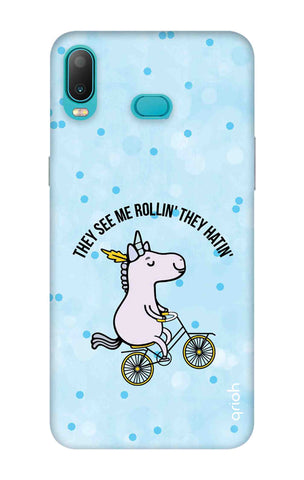 Rollin Horse Samsung Galaxy A6s Cases & Covers Online