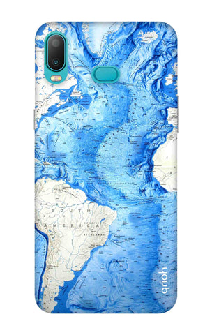 World Map Samsung Galaxy A6s Cases & Covers Online