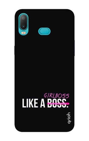 Like A Girl Boss Samsung Galaxy A6s Cases & Covers Online