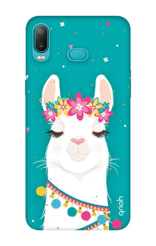 Cute Llama Samsung Galaxy A6s Cases & Covers Online
