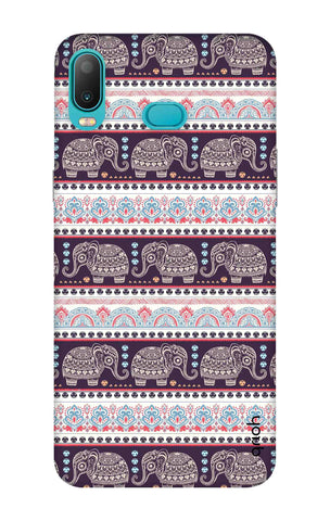 Elephant Pattern Samsung Galaxy A6s Cases & Covers Online