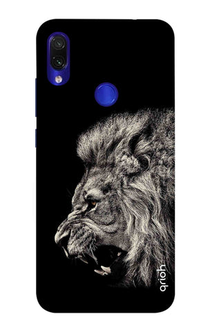 Lion King Xiaomi Redmi Note 7 Cases & Covers Online