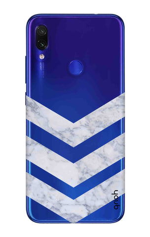 Marble Chevron Xiaomi Redmi Note 7 Cases & Covers Online