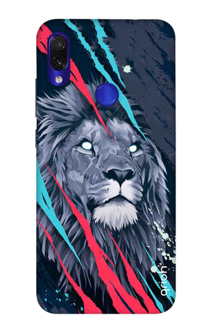 Beast Lion Xiaomi Redmi Note 7 Cases & Covers Online