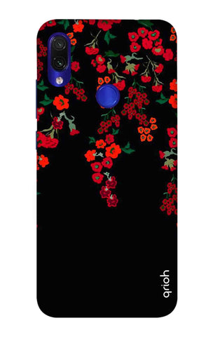 Floral Deco Xiaomi Redmi Note 7 Cases & Covers Online