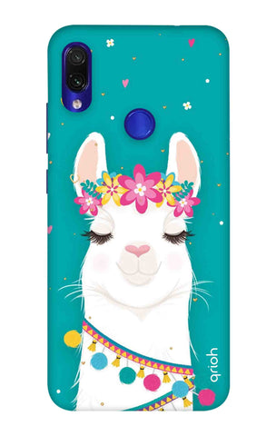 Cute Llama Xiaomi Redmi Note 7 Cases & Covers Online