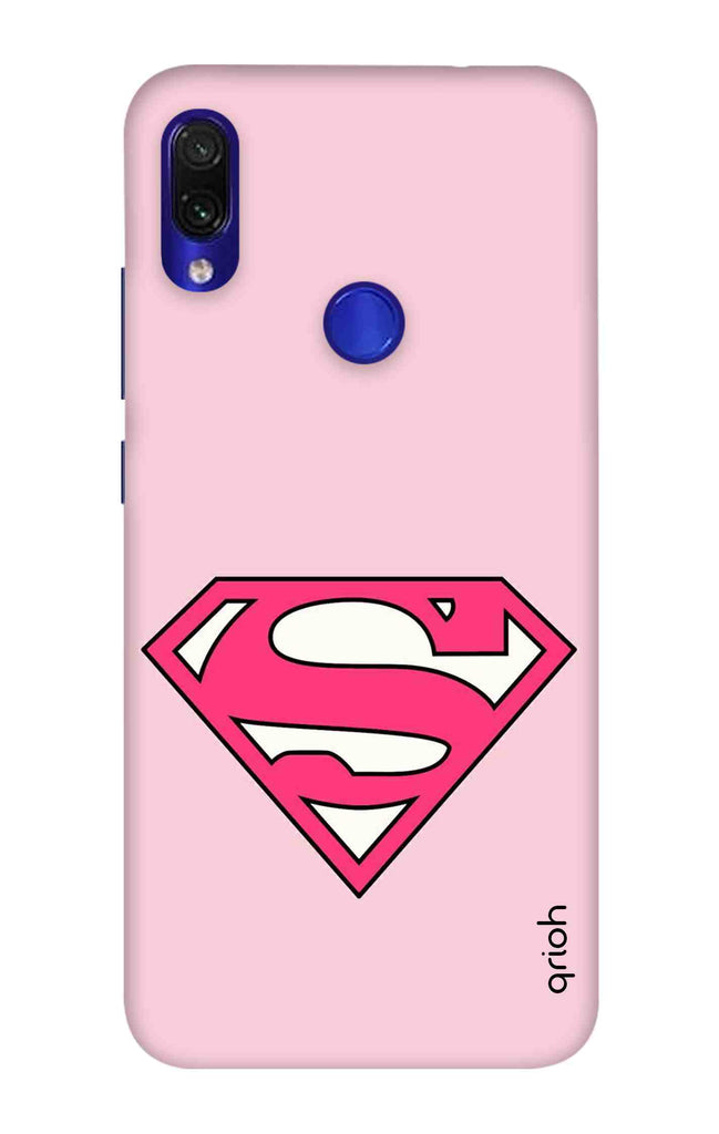 premium selection 9be03 b997b Super Power Case for Xiaomi Redmi Note 7