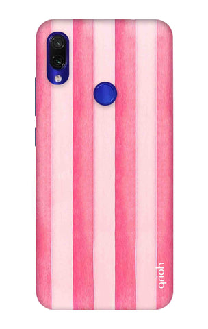 Painted Stripe Xiaomi Redmi Note 7 Cases & Covers Online