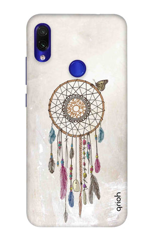 Butterfly Dream Catcher Xiaomi Redmi Note 7 Cases & Covers Online