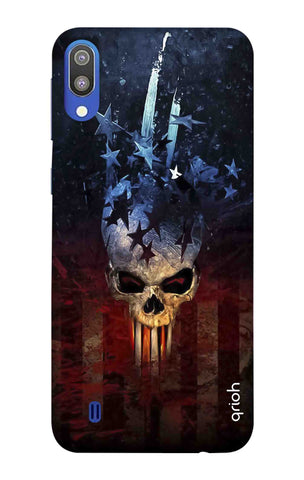 Star Skull Samsung Galaxy M10 Cases & Covers Online