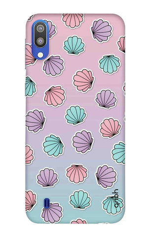 Gradient Flowers Samsung Galaxy M10 Cases & Covers Online