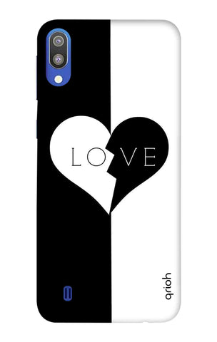 Love Samsung Galaxy M10 Cases & Covers Online