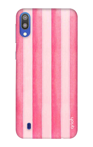 Painted Stripe Samsung Galaxy M10 Cases & Covers Online