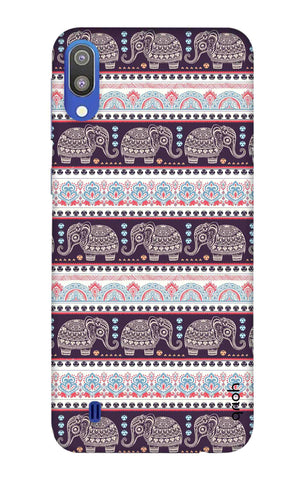 Elephant Pattern Samsung Galaxy M10 Cases & Covers Online