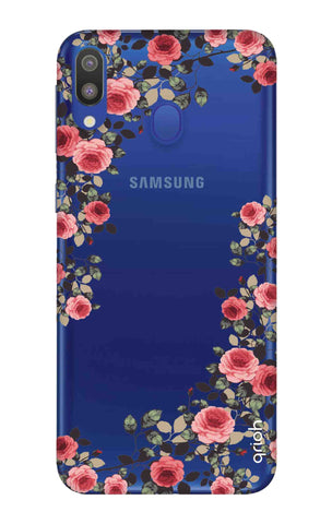 Floral French Samsung Galaxy M20 Cases & Covers Online