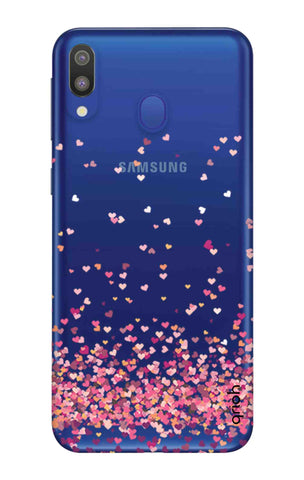 Cluster Of Hearts Samsung Galaxy M20 Cases & Covers Online