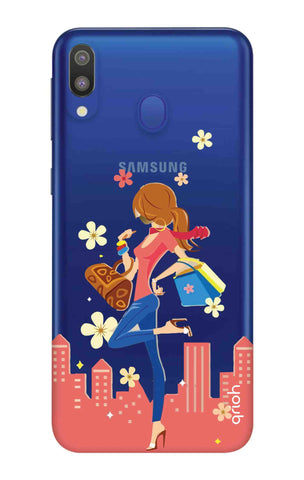 Shopping Girl Samsung Galaxy M20 Cases & Covers Online