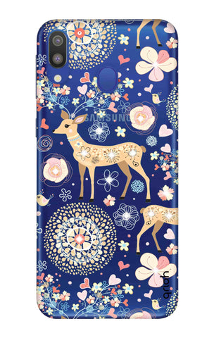 Bling Deer Samsung Galaxy M20 Cases & Covers Online