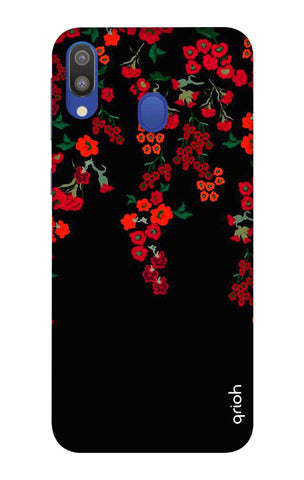 Floral Deco Samsung Galaxy M20 Cases & Covers Online